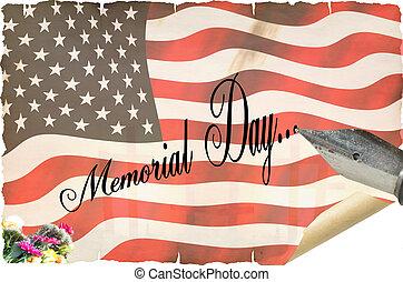 Memorial Day, map