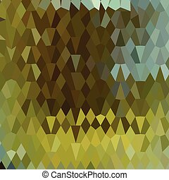 Moss Green Abstract Low Polygon Background - Low polygon...