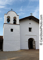El Presidio de Santa Barbara - The Presidio Chapel at El...