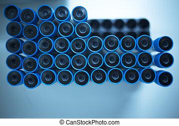 tubos, médico, Plaqueta, prp, rico, prueba, laboratorio,...