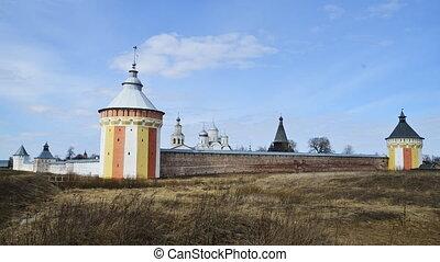 Spaso-Prilutskii monastery - Spaso-Prilutskii Dimitriev...