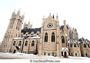 Church of our Lady in Guelph Ontario Canada