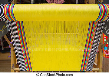 weave - Weave tradition  for cloth