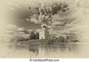 Church of Intercession upon Nerl River....