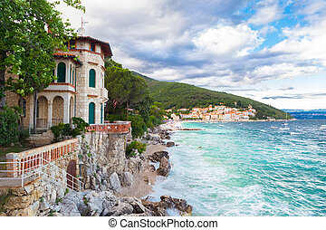 Moscenicka Draga, Croatia - Moscenicka Draga is municipality...