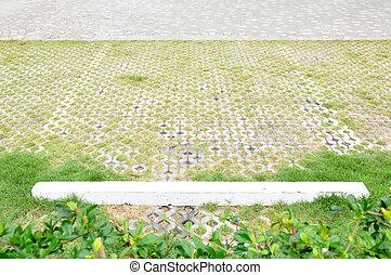 Car park - Parking lot