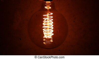 Vintage Retro Edison Lamp Light Bulb - Vintage Style Retro...