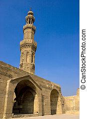 minarete,  zuweila