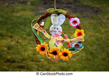 Easter rabbit - Easter ornamen