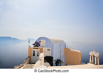 Oia village Santorini - House in Oia village and spectacular...