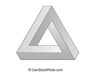 Escher triangle