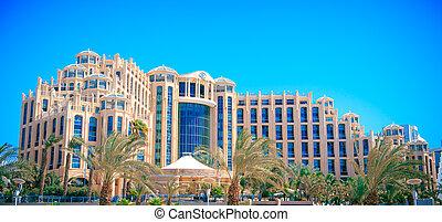 Hotel Hilton Eilat Queen of Sheba, Israel - Hilton Hotel in...