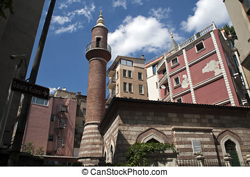 Galata - Close to galata tower