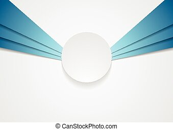 Abstract elegant corporate background