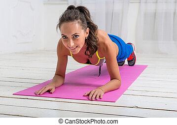 condición física, entrenamiento,...