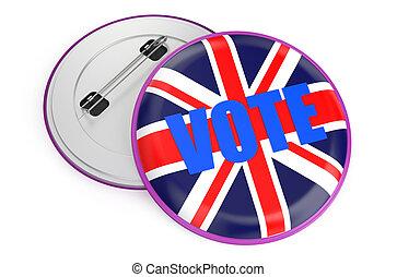 偉大, 概念, 選舉, 不列顛