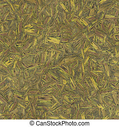 Particleboard generated seamless texture