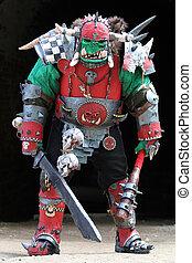 Warcraft cosplay - warcraft hero