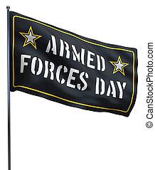 Armed Forces Day USA Flag - Armed Forces Day USA holiday...