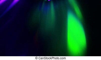 Reflected Bokeh Light 05