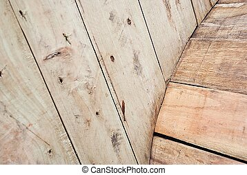 Old wooden, texture for background.