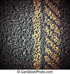 Asphalt as abstract background, vector illustration