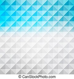 Abstract geometric background Mosaic Vector illustration Can...