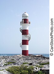 lighthouse - architecture on the shore