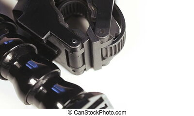 Monopod Flex Clamp - Accessories Adjustments Monopod Jaws...