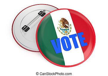 概念, 選舉, 墨西哥