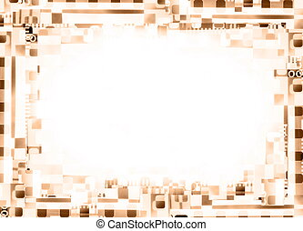 sepia film background