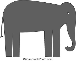 Elephant - an old design