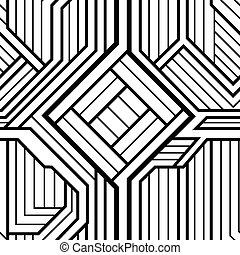 geometric pattern - seamless pattern, geometric pattern, art...