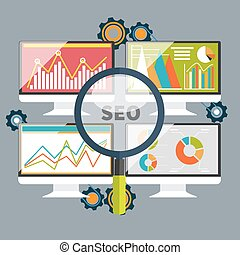 SEO optimization, programming process