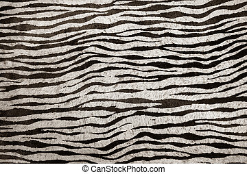 imitation zebra leather texture background - imitation zebra...