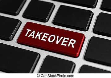 takeover button on keyboard - takeover red button on...