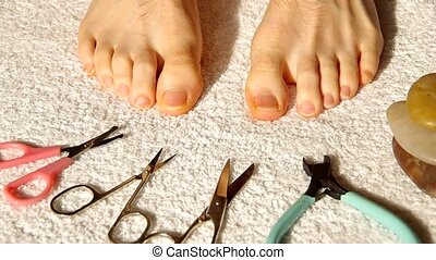 Toenails and scissors - Which do I choose scissors