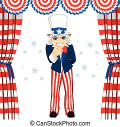 4th Of July Uncle Sam - 4th of July uncle Sam wants you...