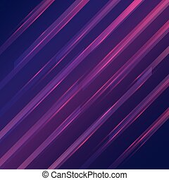 Straight lines - Glowing straight lines futuristic...