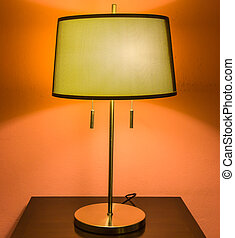 Bedside lamps -lampshade