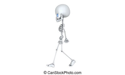walking skeleton