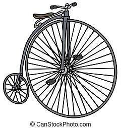 vindima, bicicleta,