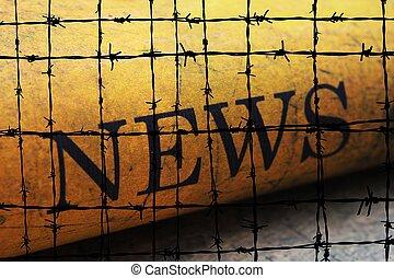 Forbidden news