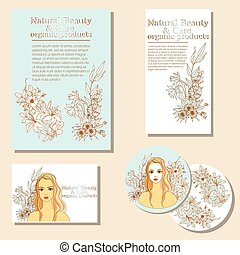Natural Beauty and Care. organic products - Natural Beauty...
