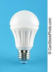Energy saving LED lighting lamp on - Modern LED for...