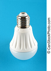 Light emitting diode bulb - Modern LED for incandescent bulb...