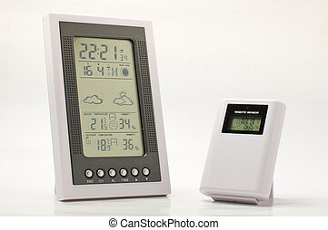Weather forecast equipment - Home meteorological and weather...