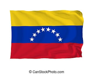 Flag of Venezuela - Venezuela High resolution South American...