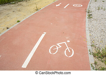 Segregated cycle facilities