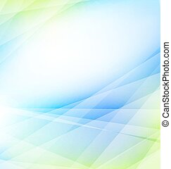 Light Abstract Background, Business Template